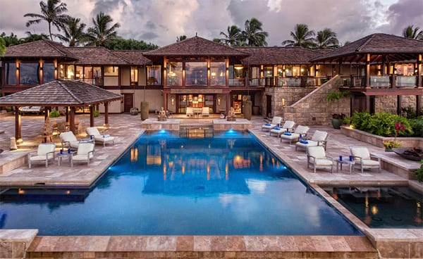 Most expensive home in Hawaii will set you back by $70.000.000