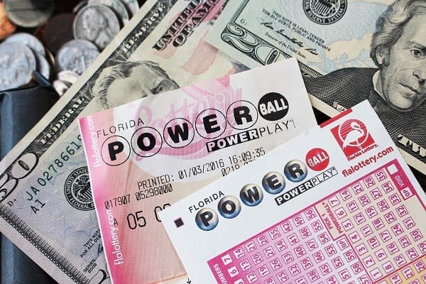 Powerball jackpot still on the rise, €185.500.000 up for grabs