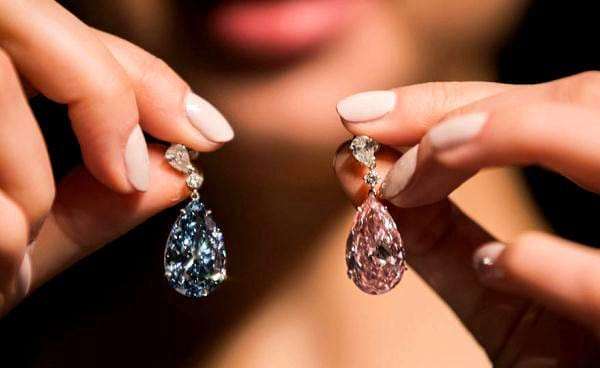 World_s most expensive earrings sell for $57.400.000