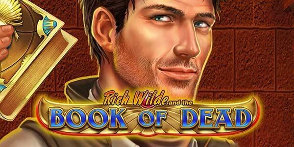 100% casino bonus + 50 free spins on Book of Dead (5 days)