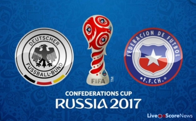Germany vs. Chile Free Live Stream, Confederations Cup 2017
