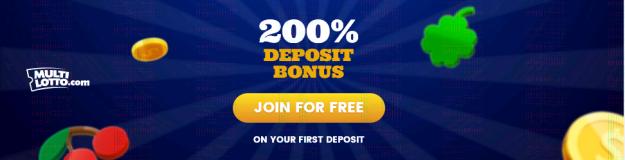 multilotto casino bonus plus free spins