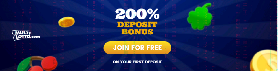 multilotto casino bonus plus free spins
