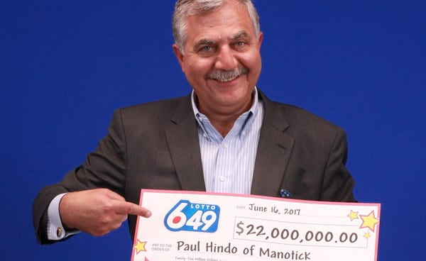 Ottawa resident will invest $22.000.000 into betterment of his community