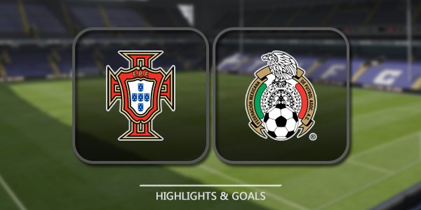 Portugal vs. Mexico Free Live Stream, Confederations Cup 2017
