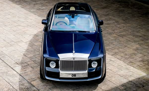 This $13.000.000 Rolls-Royce is one of the most luxurious cars you_ll ever see