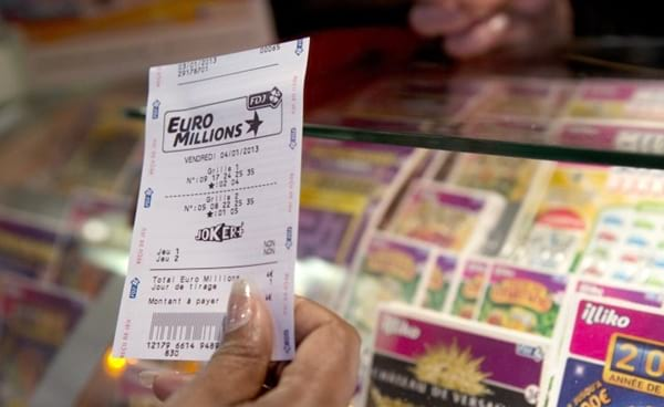 €100.000.000 Superdraw jackpot scooped by a British punter