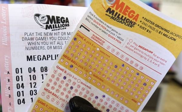 Mega Millions offers its largest jackpot this year worth €190.100.000