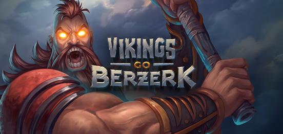 5 Free Spins to Vikings Go Berzerk at Multilotto Casino