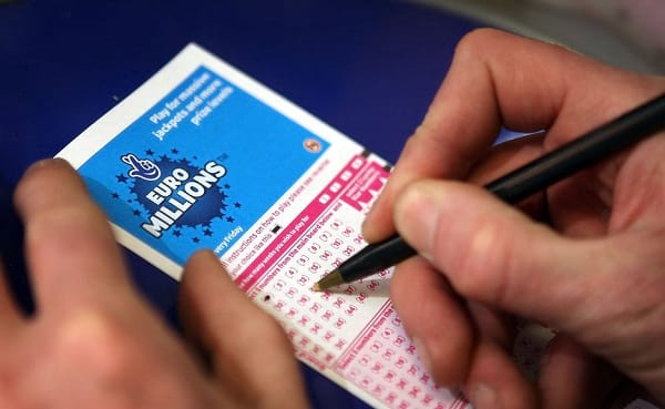 Another Briton scoops Euromillions jackpot, becoming £15.700.000 richer