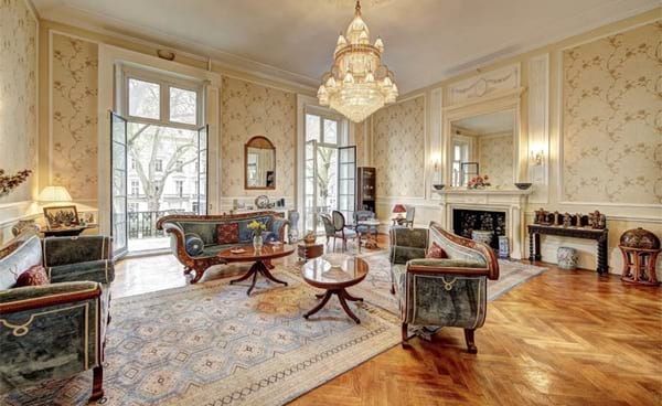One of the most elegant apartments in London selling for £5.250.000