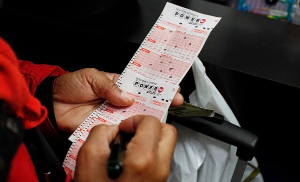 Sweet 16 lottery club collects $1.000.000 thanks to Powerball