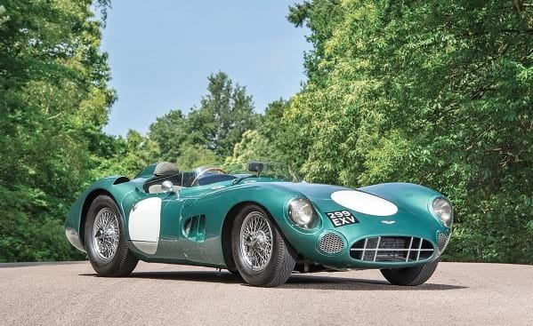 The most expensive car in British history sells for £17.500.000