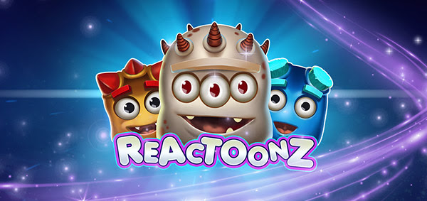 10 Free Spins (No Deposit) to Reactoonz Casino Slot