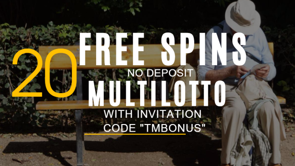 20 Free Spins to Multilotto With Invitation Code TMBONUS Youtube Thumbnail