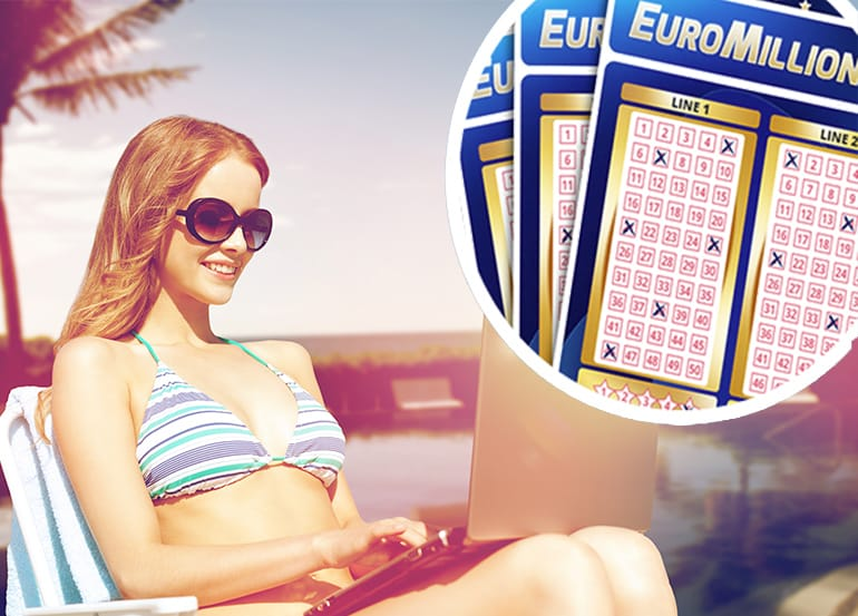 € 41 Million in today_s EuroMillions draw. Get your FREE bet