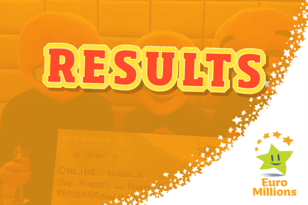 Lotto results One lucky Irish EuroMillions player has just won €500,000