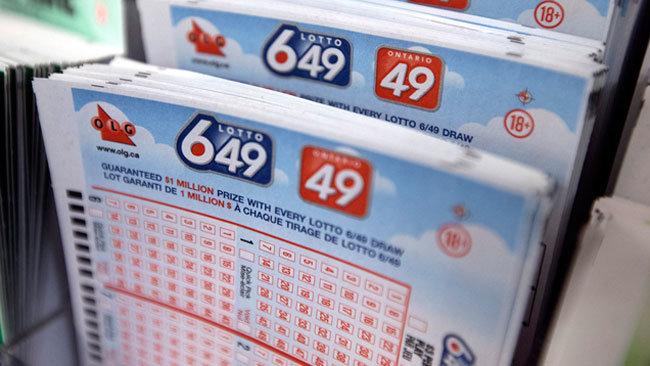 No winning ticket for Saturday's $30M Lotto 649 jackpot