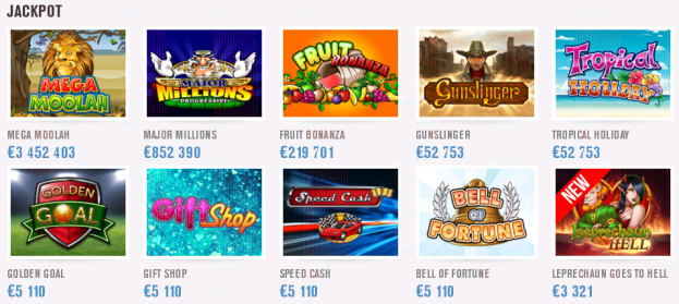 TODAY'S VIP OFFER! 50% Deposit Bonus + 40 Free Spins at Multilotto Casino