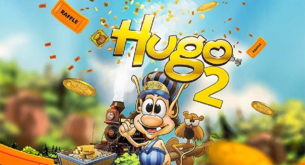 10 Free Spins (no deposit) to Hugo 2 Casino Slot
