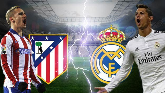 20 Free Spins (No Deposit) During Atl. Madrid vs. Real Madrid Match up
