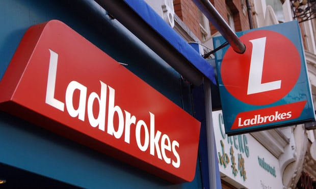 Ladbrokes Coral hit by £2.3m penalty over rogue bets