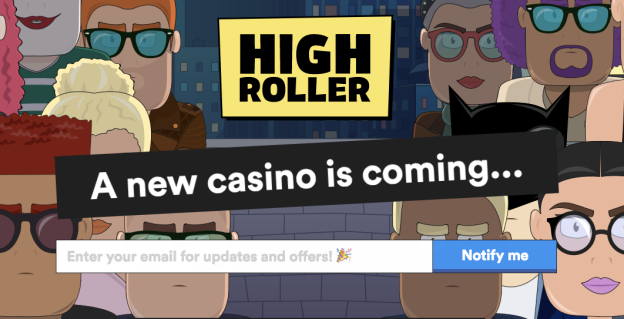 New Online Casino HighRoller.com - Latest Offers for New Customers