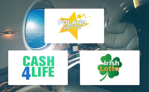 Fantastic Three New Lotteries At Multilotto
