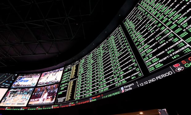 Supreme court hears case that could make sports betting widely legal in US