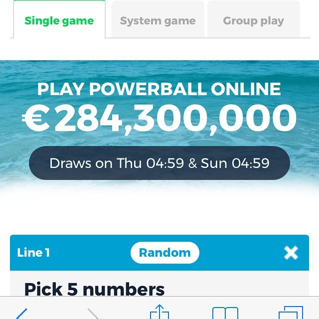 "Start your new year M284€ richer! Play Powerball world wide. Register to Multilotto.com and use bonus code / invitation code ""TMBONUS"", and you'll get total of 550% bonuses to Lotto & Casino. #xmas #travel #christmascard #uel #ucl #powerball #lotto #betting #casino #millionaire"