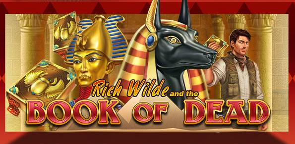 Book of Dead Bonus Code 2018, Free Spins at Guts