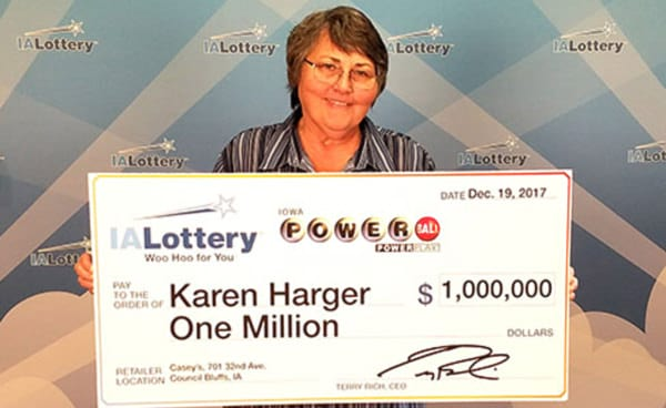 Humble Powerball winner to keep using coupons after $1.000.000 victory