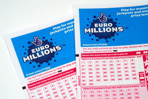 Anonymous player from Cotswolds collects a £1.000.000 Euromillions prize