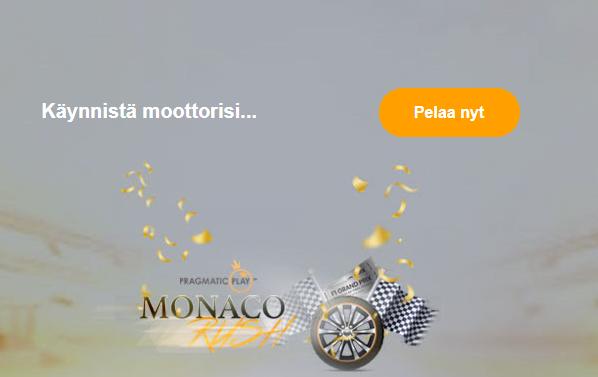 Voita F1-matka Monacoon kahdelle hengelle