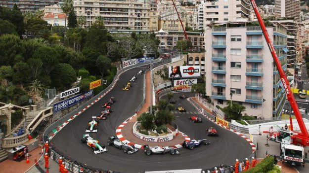 Win VIP-Tickets to F1 Monaco Grand Prix for Two + €35,000,000