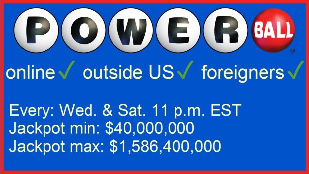 Play Lottery In India - Powerball - Mega Millions