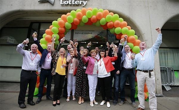 "€17.000.000 Euromillions win is ""an absolute roller coaster"" for Irish syndicate"
