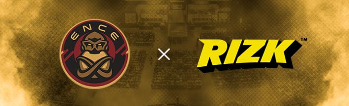 eSports Rizk's Partnership with ENCE