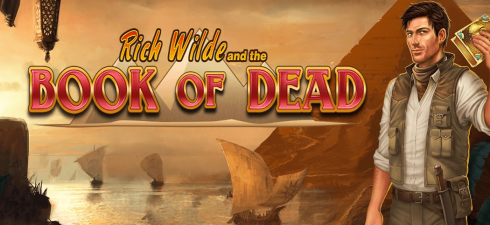 Book of Dead - 50 Free Spins to New Customers